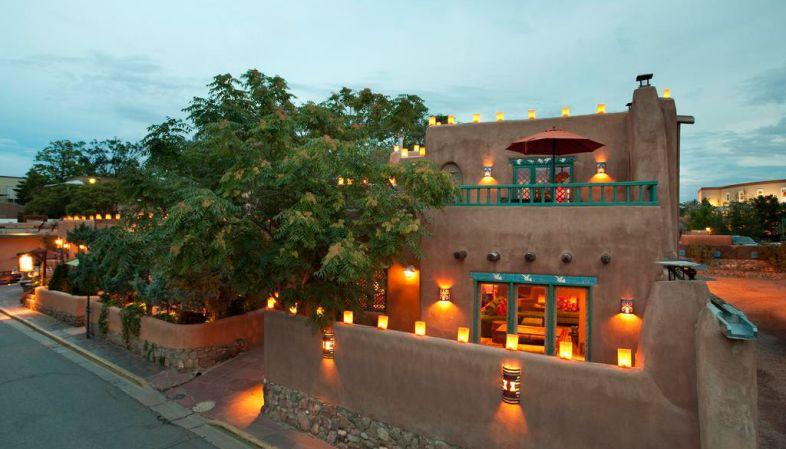 Onde se hospedar na Rota 66-Hotel Inn of Five Graces Santa Fe