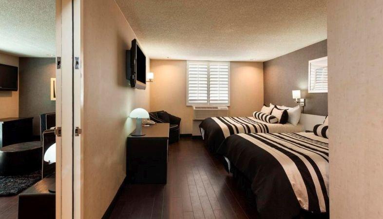 Onde se hospedar na Rota 66-Hotel Ramada Plaza West Hollywood Los Angeles