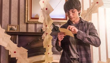 Harry Potter no Shopping Eldorado: na Casa dos Bruxos, você encontra a recriação de cenários e personagens do primeiro filme da série