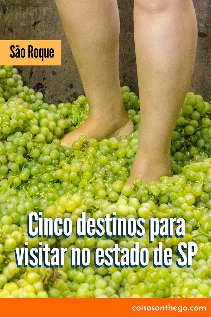5 lugares para viajar em SP - São Roque