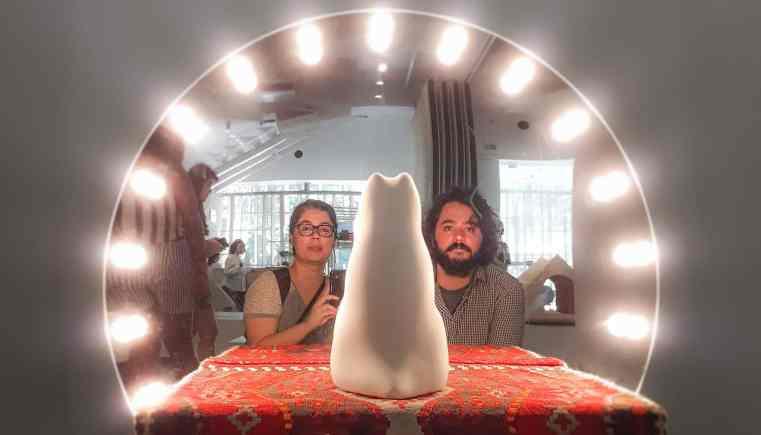 Agenda SP - Os Coisos conhecendo a exposição Architecture for Dogs na Japan House