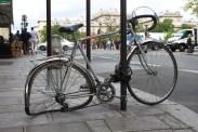 """""""À vélo dans Paris"""""""