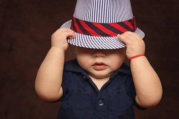 小さい帽子を大きくする方法