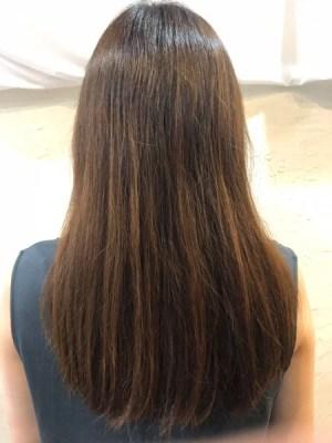 【大阪】夏のダメージ毛の髪の毛にベホマトリートメントをして髪質を変えてみた