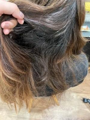 【大阪 今里】ブリーチ毛に縮毛矯正をするには??