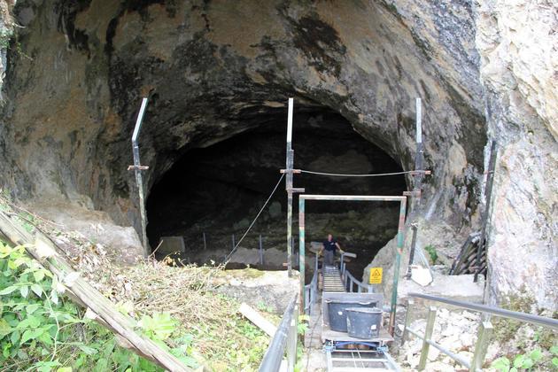 Sontheimer Höhle bald wieder offen