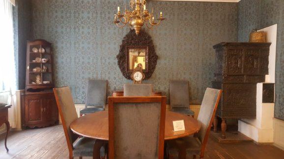 Goethe House Blue Room