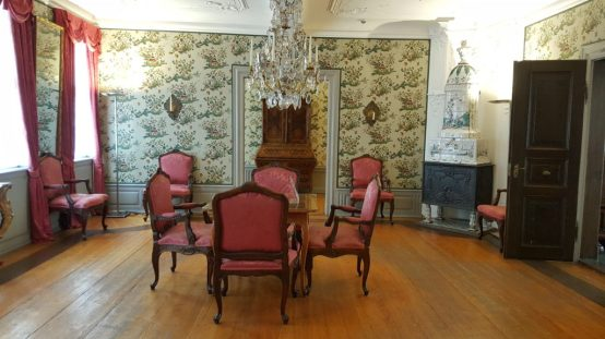 Goethe House Dining Room