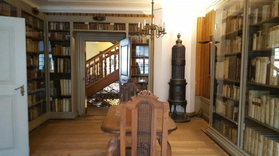 Goethe House Library