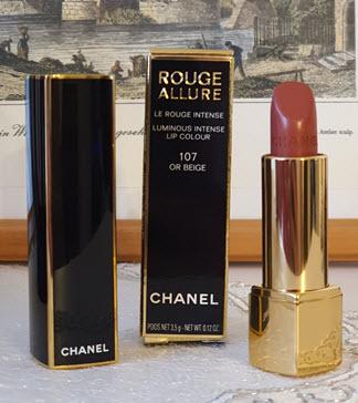 Chanel Ruj