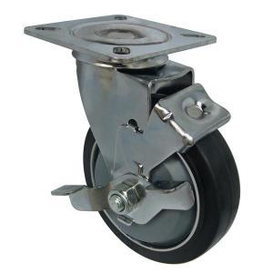 Sản phẩm càng G xoay, có thắng, bánh xe cao su lõi thép của công ty cổ phần Làng Rùa
