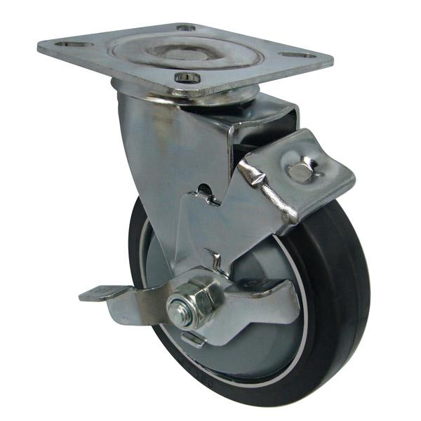 Sản phẩm càng G, có thắng, bánh xe cao su lõi thép của công ty cổ phần Làng Rùa
