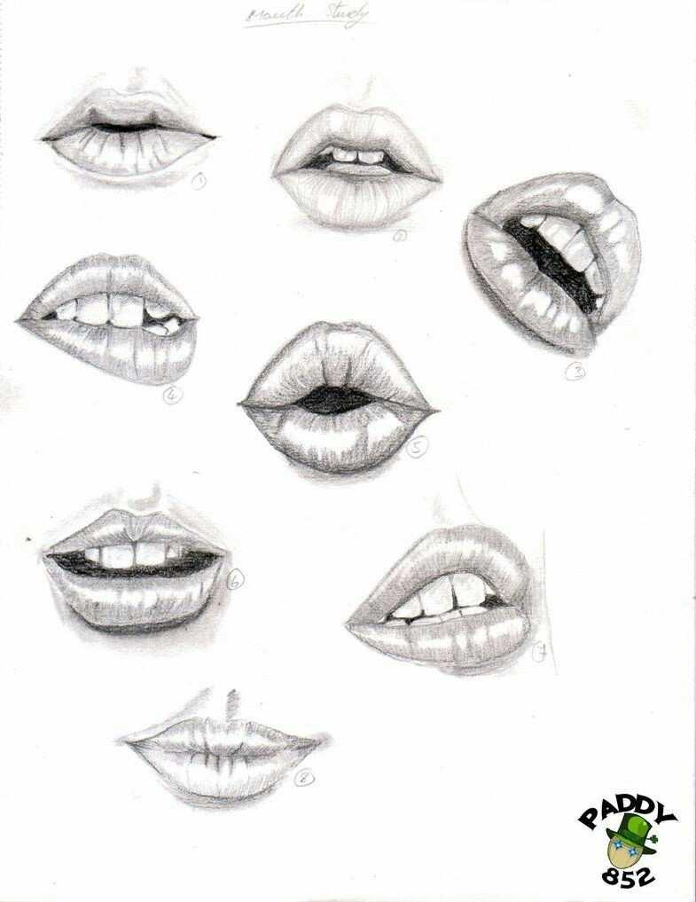 Smile Kiss Laugh Pout H M