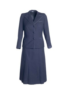 Suit worn in the Houses of Commons by Nancy Astor, Museum of London