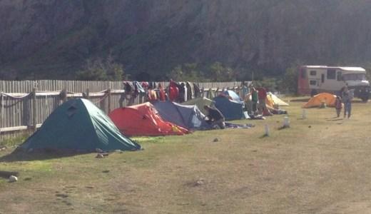 テントを3つ使った僕がオススメする海外チャリダー野宿テントとは?