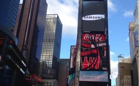 憧れのニューヨーク