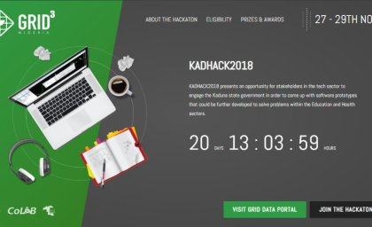 Win up to N1,000,000 at KadHack2018
