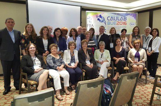 IX Congreso Argentino de la Calidad en el Laboratorio Clínico