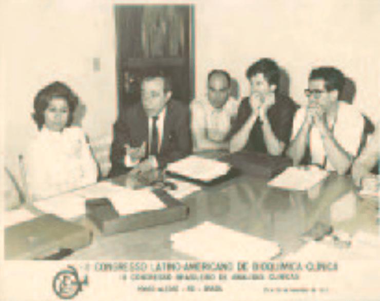 II Congreso Latino-Americano de Bioquímica Clínica Foto