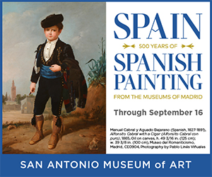 SA Museum of Art Spain Exhibit