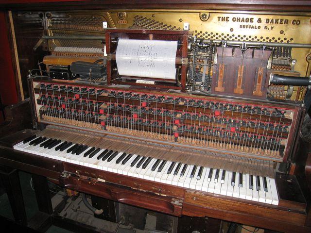 Pianola Chase&Baker