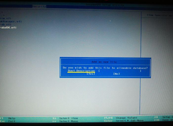 Arranque Seguro y UEFI con dual-boot    ¡qué fácil!