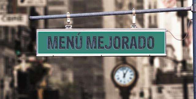 Imagen de un cartel callejero con las palabras