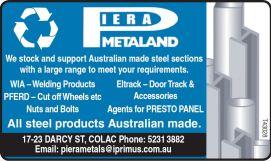 piera metal land