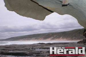 A woman has died while attempting to hike to Station Beach near Cape Otway.