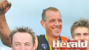 Peter Featherston died after a car hit his bicycle.