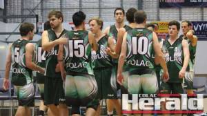 The Colac Kookas had a full strength squad for the first time this Country Basketball League season during the team's win against Terang on Saturday.
