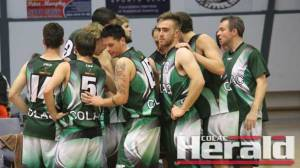 The Colac Kookas fought from behind in a thrilling semi-final victory against Mount Gambier to book a spot in their first Country Basketball League grand final.