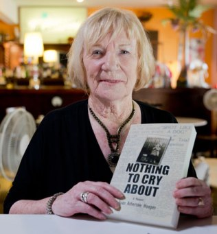 Joan Atherton Hooper has detailed her experiences growing up in Colac in her memoir, Nothing To Cry About.
