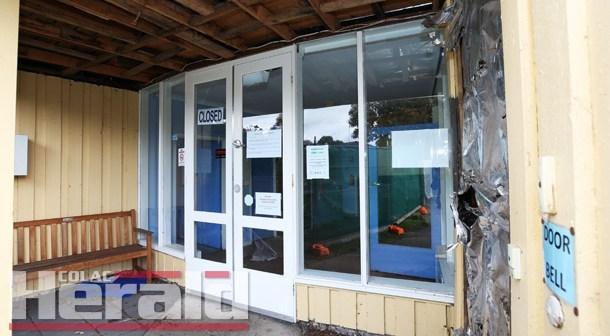 Kinder renovations hit contruction snag