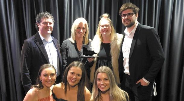 Colac Herald wins prestigious media award