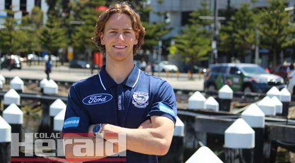 Injury no deterrent for Cats recruiters