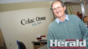 Frank Buchanan is ready to return to Colac Otway Shire Council.