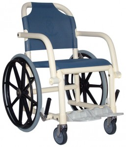 An aquatic wheelchair similar to one stolen from Apollo Bay's pool.