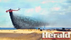 Helicopter-fights-Birregurra-fire
