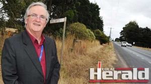 "Colac Otway Shire Council acting chief Jack Green says a new planning amendment will ensure Colac becomes a ""botanic garden city""."