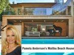 Pamela Anderson alquila su casa de Malibú