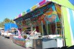 Instalan puestos para el Carnaval La Paz 2019