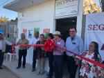 Abren tienda SEGALMEX en colonia Calafia