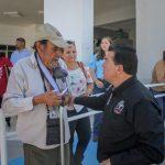 """""""Miércoles con miércoles honramos el compromiso de un gobierno cercano a la gente"""": Rubén Muñoz"""