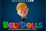Mario Bautista y Sofía Reyes realizan doblaje en UglyDolls