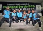 Surfing y Volibol Playero Sudcaliforniano en la Olimpiada Nacional en Colima