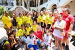 Agradecen niños deportistas apoyo a Alcaldesa A.C.G. para viajar al nacional en Acapulco, Gro.