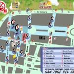 Invita Ayuntamiento de Los Cabos a extremar precauciones por calles cerradas en el Festival de la Música