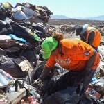 Servicios Públicos trabaja por mejores condiciones para los pepenadores de Los Cabos