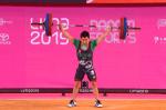 Antonio Vázquez da bronce en levantamiento de pesas